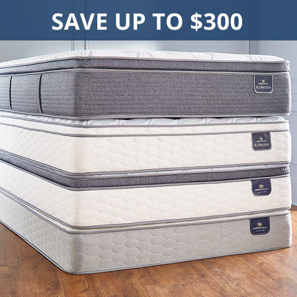 Save up to 300 dollars on mattresses. Shop Mattresses