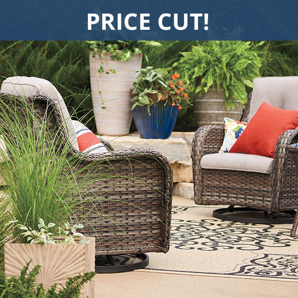 Price cut. Shop Outdoor Seating