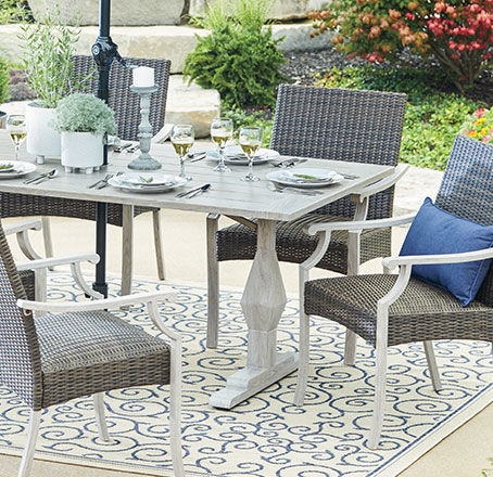Backyard Dining. Shop All.