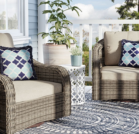 Porch Seating Sets. Shop All.