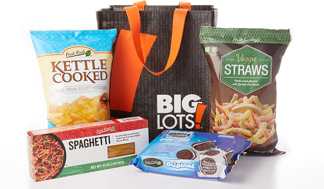 Kettle Cooked Chips, Spaghetti, Cookies, and More