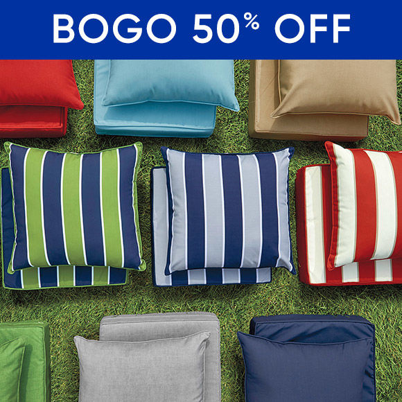 Shop buy one get one 50 percent off patio Cushions