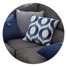 Throw Pillows and Accent Pillows