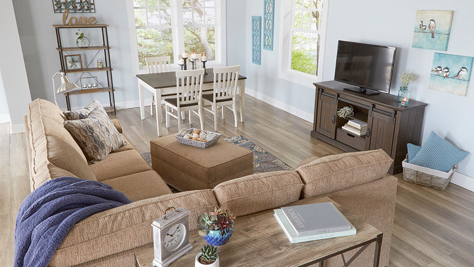 Farmhouse Chic Furniture Collection