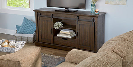 Farmhouse Chic Furniture TV Stands