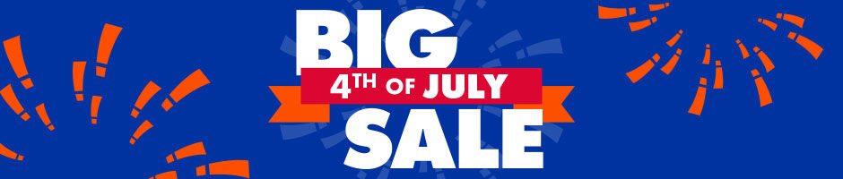 The BIG 4th of July Sale