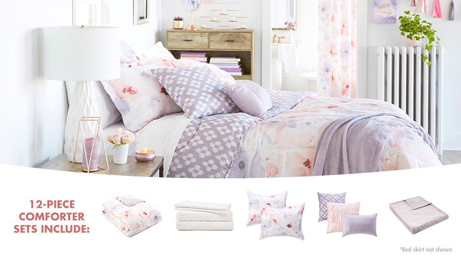 Room in Bloom Bedding Set