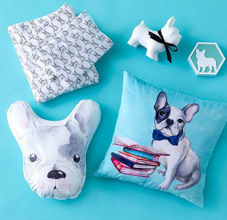 French Bulldog Decor Collection. Shop Now.