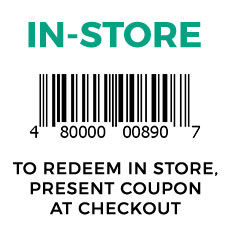 76bdc20c08f36 To Redeem In Store, Print Coupon.