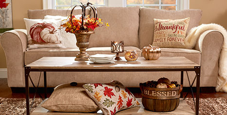 Harvest Decorative Pillows
