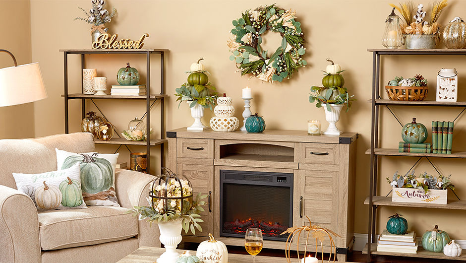 Harvest Cottage Collection and Decor