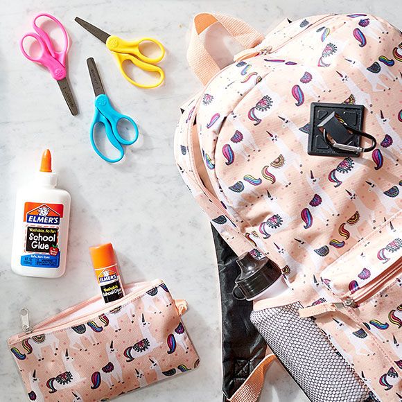 20 Percent Off Backpacks and Supplies