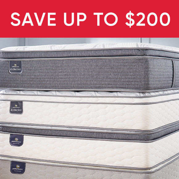 Save up to 200 Dollars on Mattresses