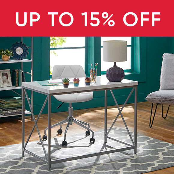 Up to 15 Percent Off Office Furniture