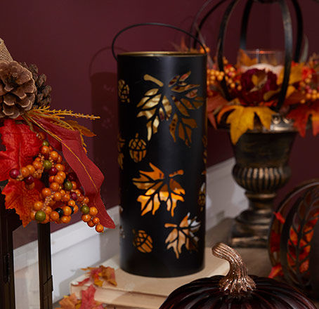 Add Fall Accents