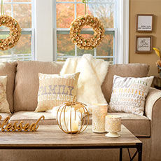 Browse inspiration to refresh your home for fall