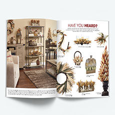 Browse the Fall Decor Catalog