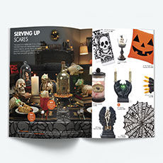 Browse the Halloween Catalog