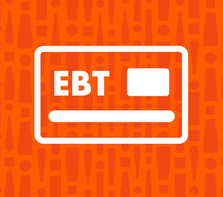 EBT and Snap accepted at select locations