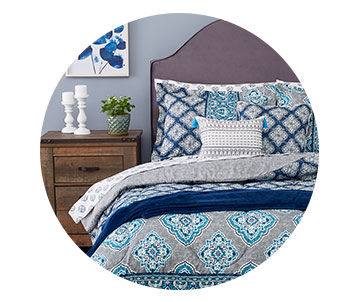 20 percent off select bedding