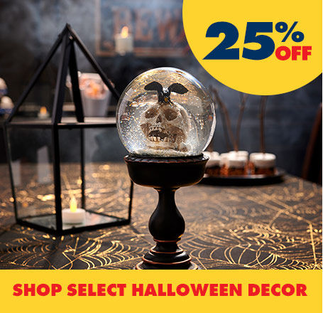 Shop Select Halloween Decor