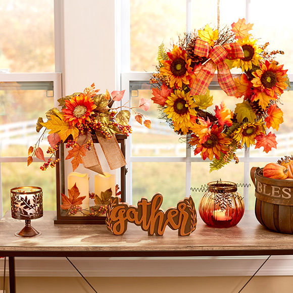 Shop Fall Décor