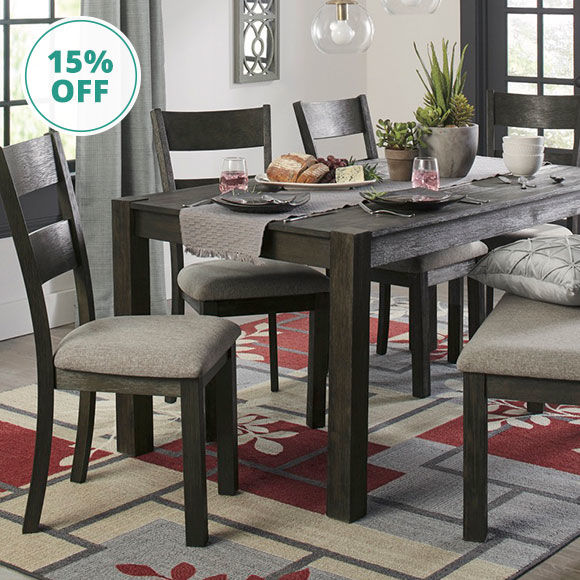 15 Percent Off Shop Dining Furniture