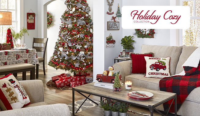 Big Lots Christmas.Holiday Cozy Collection Big Lots