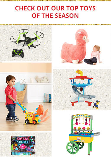 Shop the top 10 toys of the season