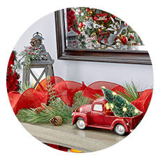 holiday cozy dcor collection
