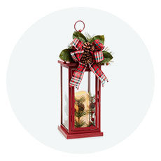 christmas home accents - Big Indoor Christmas Decorations