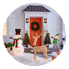 Large Outdoor Decorations