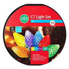 outdoor christmas lights - Big Lots Outdoor Christmas Decorations