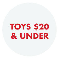 Toys 20 dollars and under
