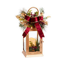 Festive blooms holiday decor