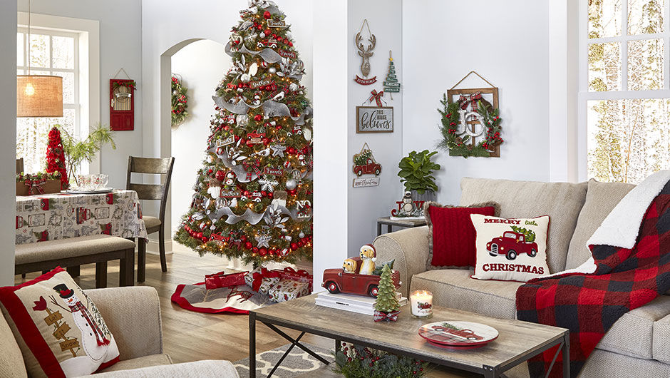 holiday cozy classic christmas decor - Big Lots Christmas Decorations