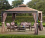10 FT X 12 FT STRAIGHT TOP GAZEBO