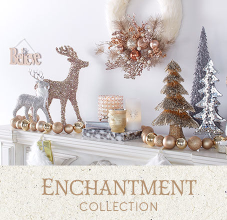 Enchantment Holiday Decor Collection