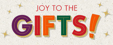 joy to the gifts