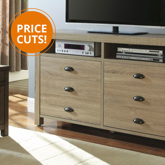 Price Cuts on TV Stands
