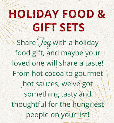 Holiday Food and Gift Sets