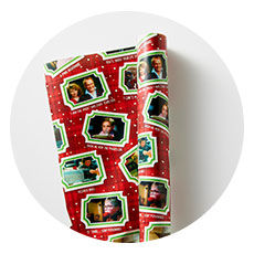 A Christmas Story Wrapping Paper