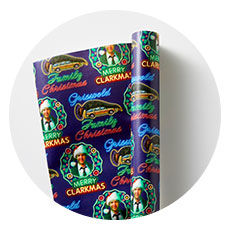 Christmas Vacation Wrapping Paper