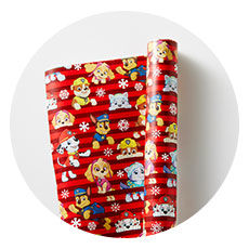 Paw Patrol Wrapping Paper