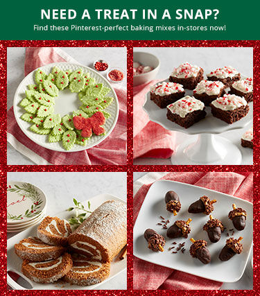 Find Pinterest-perfect treats