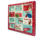 12 Cocoas of Christmas Holiday Hot Chocolate Gift Set 12 Pack silo front in package