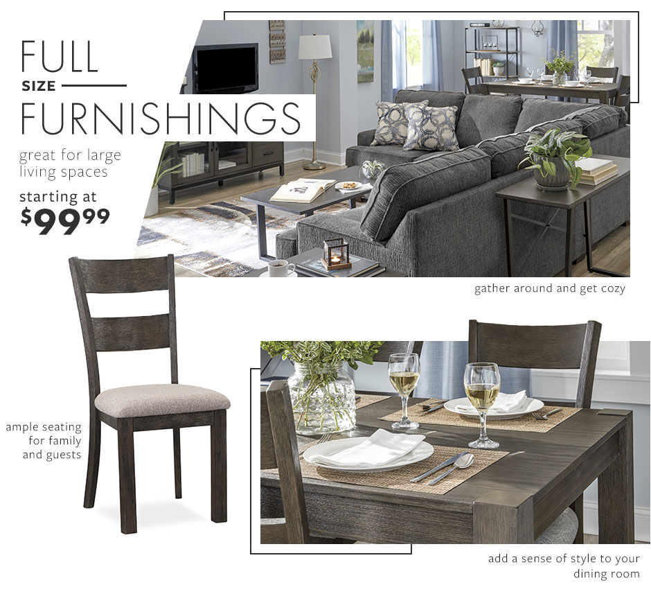 Find the right style for your space by browsing these new furniture sets at big lots our new now furniture shop features on trend pieces that range from