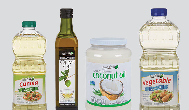 Conola Oil, Olive Oil, Coconut Oil, Vegetable Oil