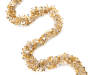 12FT SILVER/GOLD BOA TINSEL GARLAND