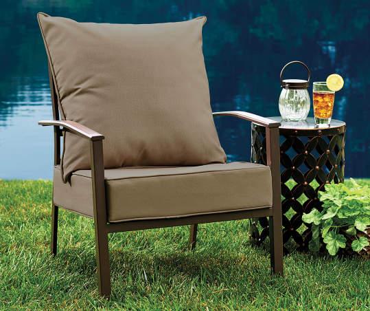 Patio Cushions Decorative Outdoor, Wicker Patio Cushions Clearance
